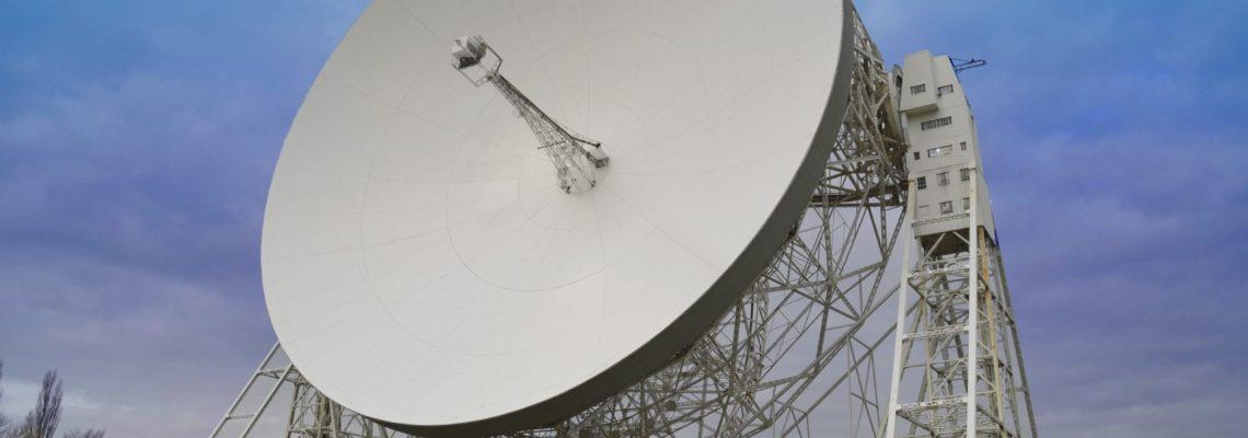 Parabolic telescope.